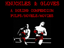 KNUCKLES AND GLOVES!