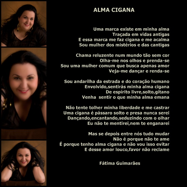 ALMA CIGANA BY (VIVIANE RIBEIRO) - YouTube