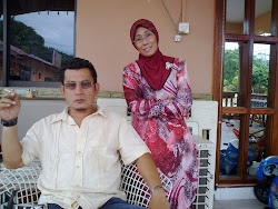 my parents....zaidi n intan