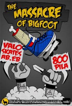 Promoção Big Foot