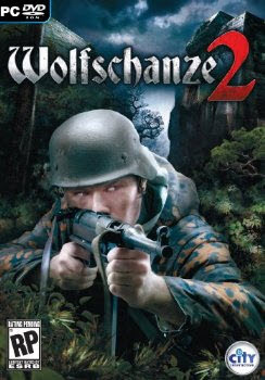 wolfschanz2 box Download Wolfschanze II   Pc