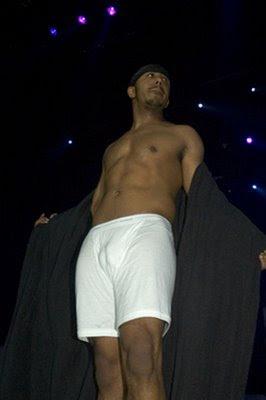 Marques houston underwear pic are