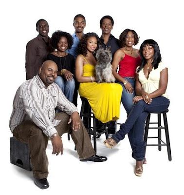 Orlando Jones Family