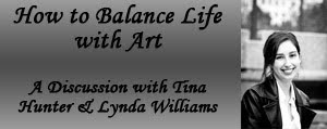 Art Life Balance for Writers