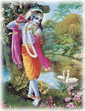 GLORY TO KRISHNA