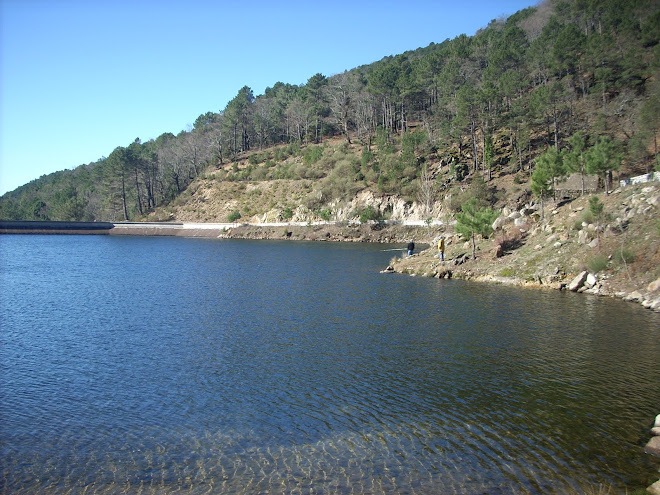 Embalse de Piedralaves. 4-4-2010