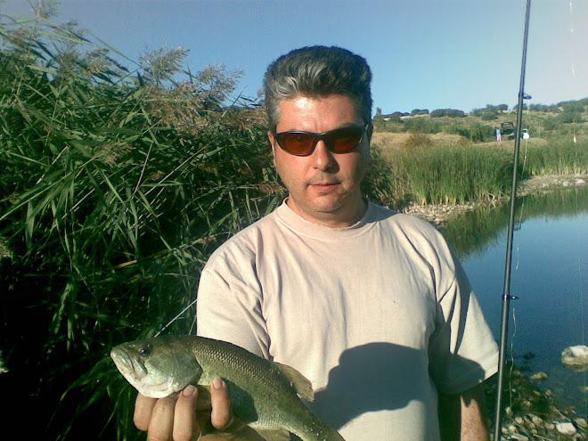 Black Bass de 30cm