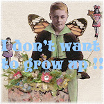 I Don't Want To Grow Up !!