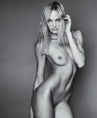 Candice Swanepoel nude V Man Fall Mario Sorrenti