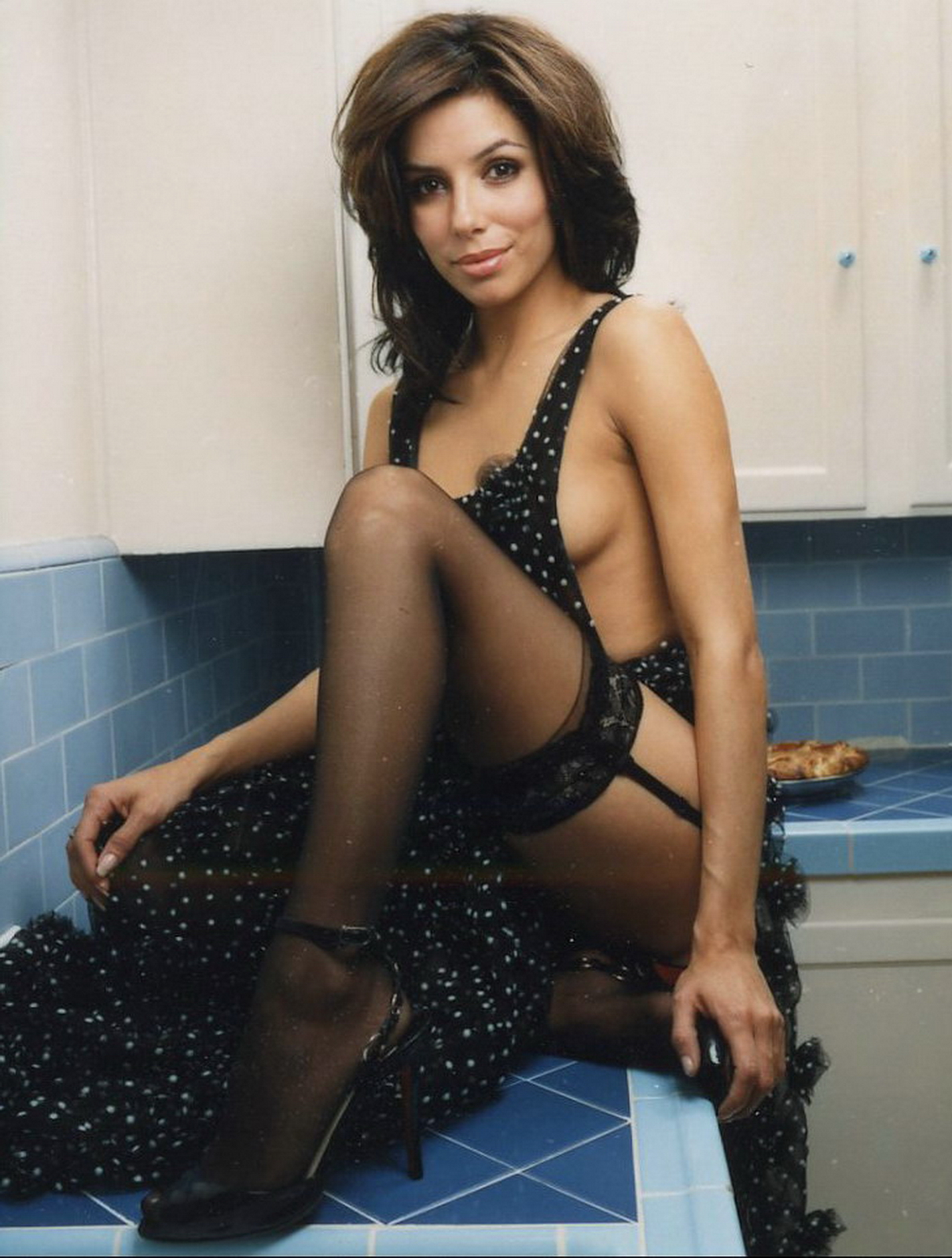 Memek Plus: Eva Longoria Esquire sexy touch herself see ...