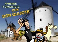 Juega con Don Quijote