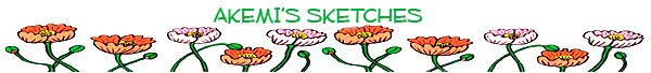 Akemish Sketches