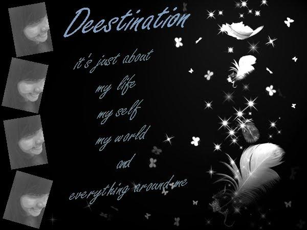 Deestination
