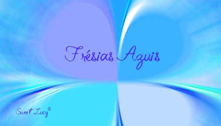 Frésias Azuis