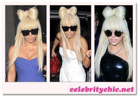 how to do lady gaga hair bow. to do lady gaga hair bow.