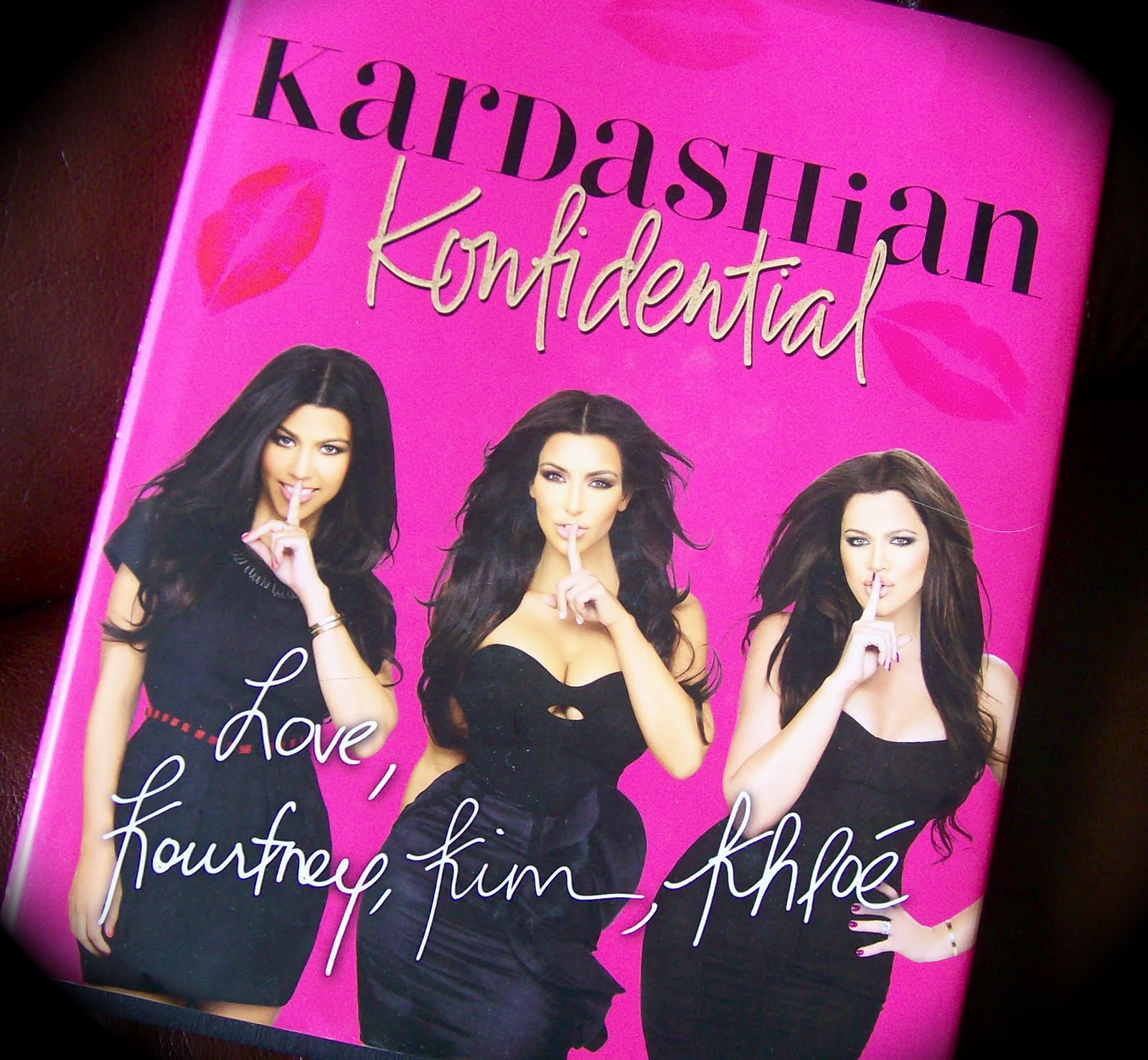 Help with the kardashian review?