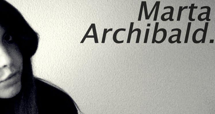 Marta Archibald.