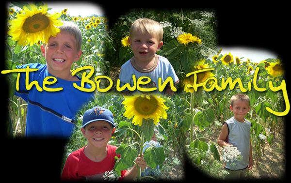 The Bowen Family
