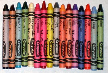 Crayola Crayons Colors