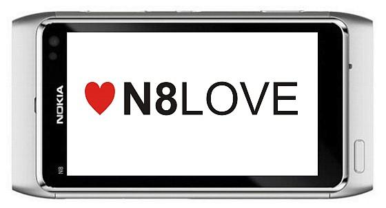 N8LOVE - Nokia N8