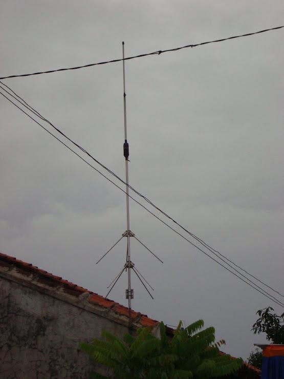 Antene radioku,..cuma 3 meter...