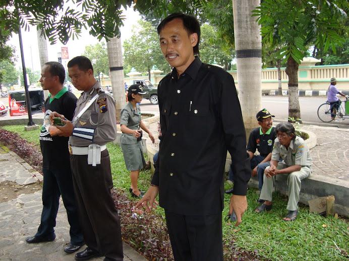 Ketua RAPI  Kabupaten Tegal