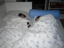 Slapende kleindochters