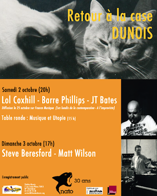 Lol Coxhill The Dunois Solos
