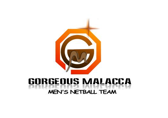 Gorgeous Malacca Men's Netball Team..