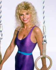 Loni Anderson (pronounced- Lawn Knee not Low Knee...nor Lone Eye)
