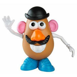 mr potato head pictures