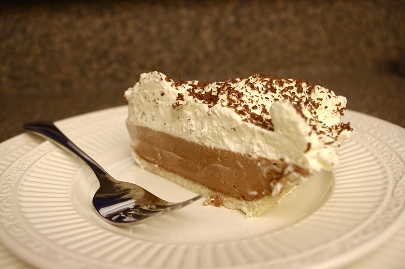 Chocolate Chiffon Pie Recipes — Dishmaps