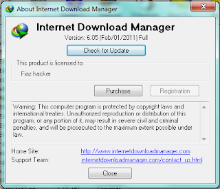 Internet Download Manager IDM 6.05