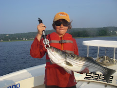 "Kids ""Hooked on Fishing"" Trips"
