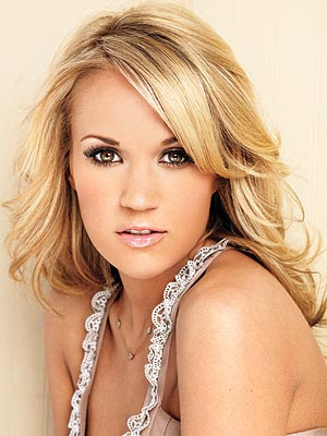 kandee the make-up artist: Carrie Underwood Make-Up Look