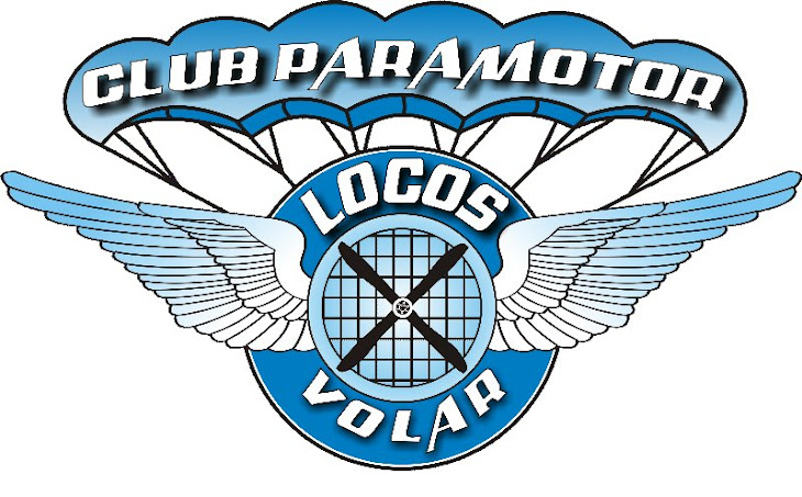 Club Paramotor Locos x Volar