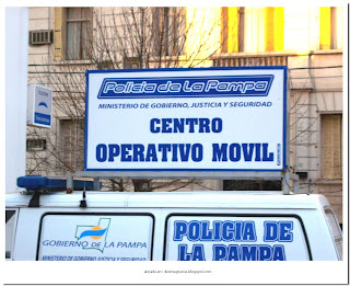 Policia Secreta Argentina