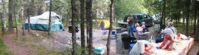 Riley Creek Campsite