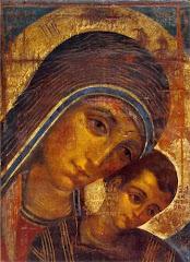 Icono de María