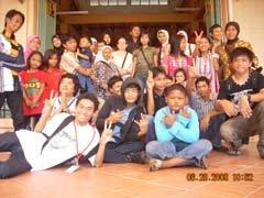 Di Vihara Kamp Vietnam