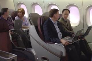 Wifi en los aviones
