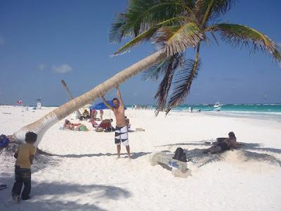 Tulum, las playas mas lindas del Caribe