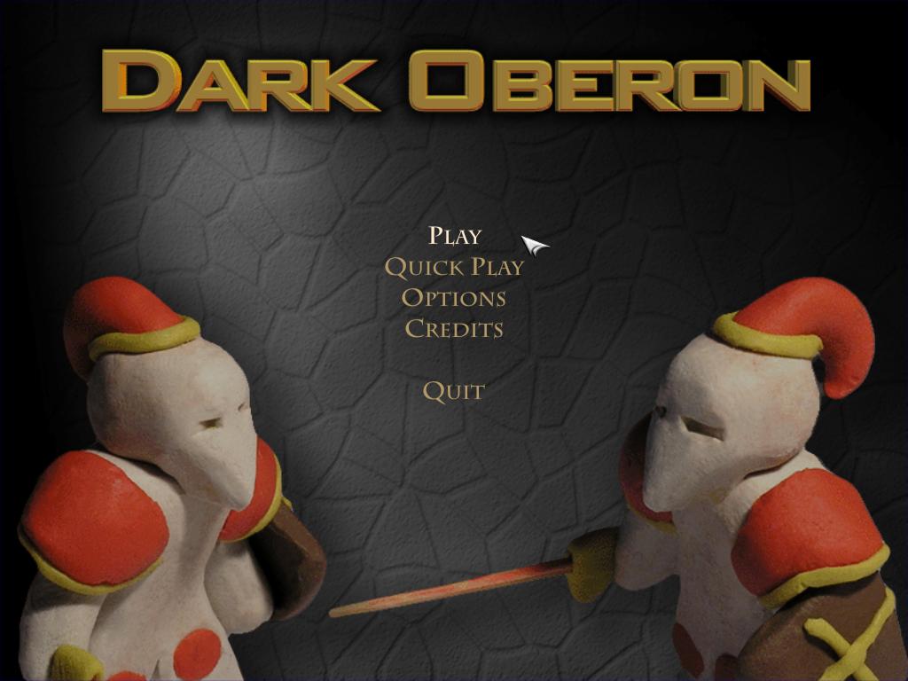 Juegos RTS de Estrategia en 2D Dark-Oberon-titulo