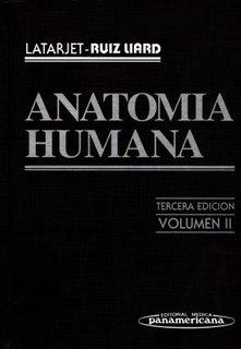 Anatomía humana - M. Latarjet - Ruiz Liard free download 2