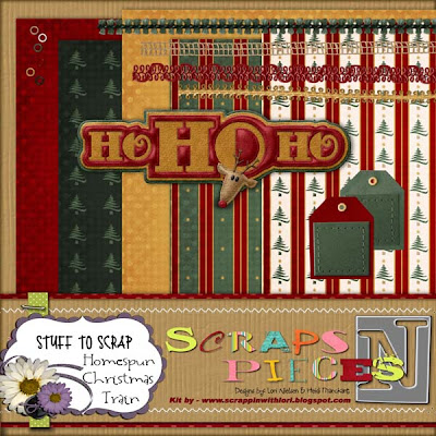 http://scrappinwithlori.blogspot.com/2009/12/homespun-christmas-blog-train-mini.html