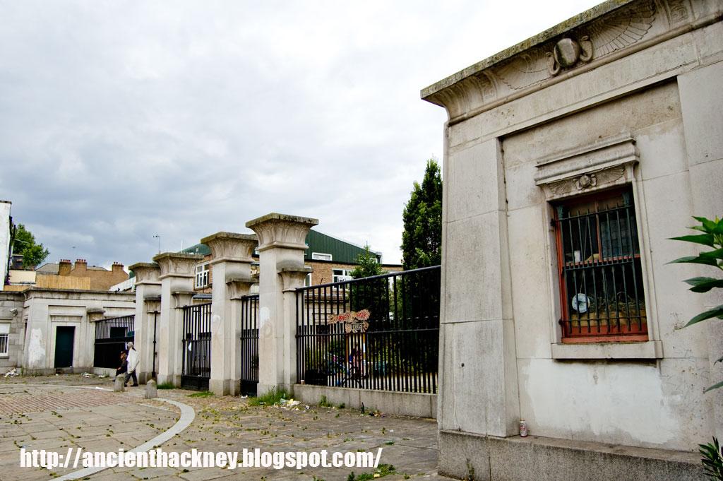 Ancient Hackney Abney Park
