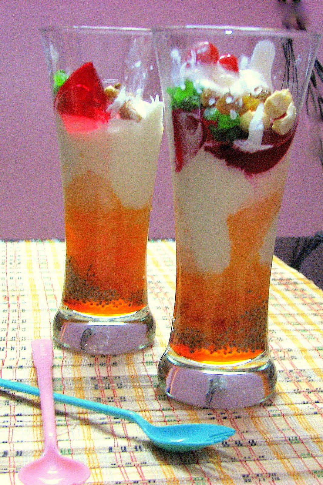 how to make motha falooda mix