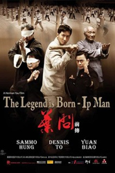 pelicula the legend is born: ip man (ip man 3)