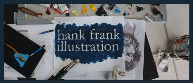 Hank Frank Illustration