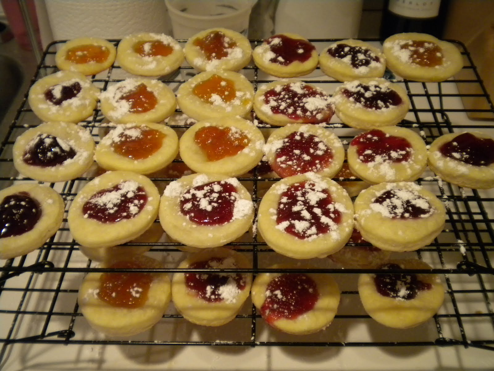 Kolacky views from the page and the oven kolacky oh polisheastern european foods and desserts forumfinder Images